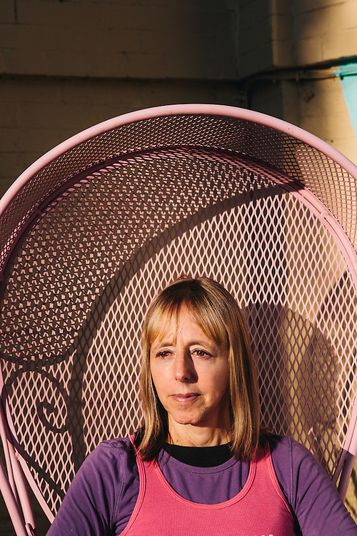 Washington, D.C., resident Medea Benjamin is the co-founder of Code Pink: Women for Peace, an social justice organization that whose members speak out against war and militarism.