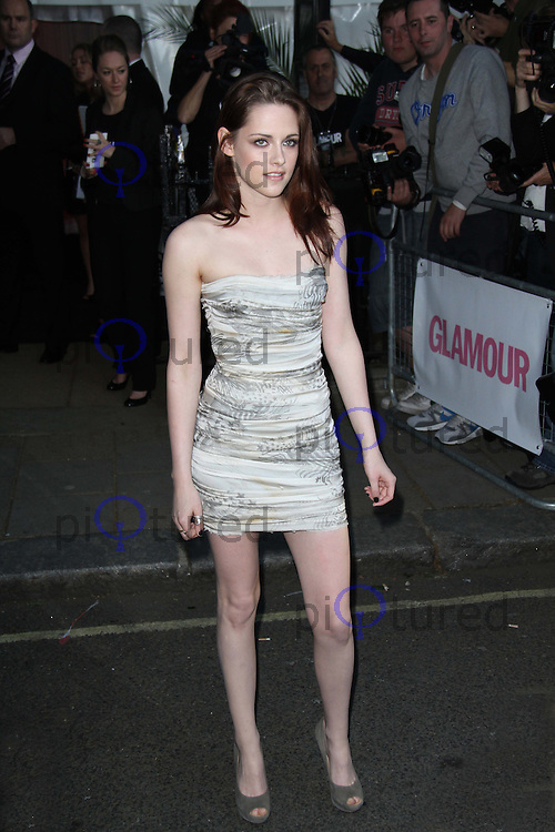 Kristen Stewart Glamour Women of the Year Awards, Berkeley Square Gardens, London, UK, 07 June 2011:  Contact: Rich@Piqtured.com +44(0)7941 079620 (Picture by Richard Goldschmidt)