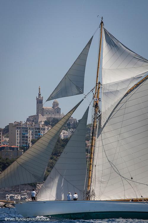 Les Voiles du Vieux Port 2014
