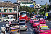 Traffic, Bangkok, Thailand