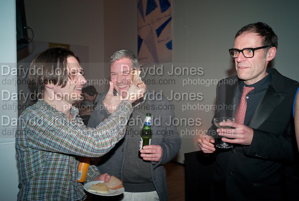 JEREMY DELLER; ALAN KANE; DEXTER DALWOOD, Swarovski Whitechapel Gallery Art Plus Opera,  An evening of art and opera raising funds for the Whitechapel Education programme. Whitechapel Gallery. 77-82 Whitechapel High St. London E1 3BQ. 15 March 2012