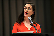 Anne Hathaway 'Women in the Changing World of Work: Planet 50-50 by 2030'