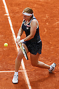 Roland Garros. Paris, France. May 31st 2008..Svetlana KUZNETSOVA against Nadia PETROVA. .3rd Round...