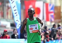 17.04.2011, Wien, AUT, Vienna City Marathon 2011, im Bild Isaac Macharia,  EXPA Pictures © 2011, PhotoCredit: EXPA/ T. Haumer