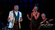 Moss & Steiner Opening Cabaret with Roger Moss and Danielle Smart at Victory North Concerts, Saturday, June 29, 2019, in Savannah, Ga. (Photo by Stephen B. Morton)