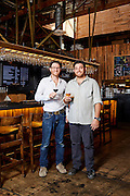 Mark and Eric Erman, Owners, Ermanos Craft Beer and Wine