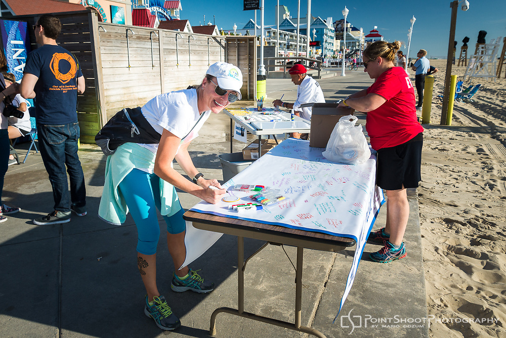 AFSP 2017 Ocean City Out of the Darkness Community Walk. Ocean City, MD<br />
