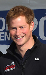 Prince Harry at the Walking With The Wounded South Pole Allied Challenge launch in London, Thursday, 14th November 2013. Picture by Stephen Lock / i-Images