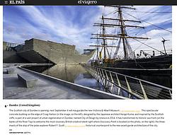 El Pais; Dundee V&A Museum