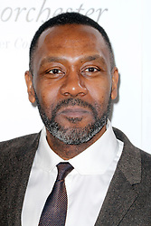 © Licensed to London News Pictures. 27/01/2014, UK. Lenny Henry The South Bank Sky Arts Awards, Dorchester Hotel, London UK, 27 January 2014, Photo by Richard GoldschmidtJodie