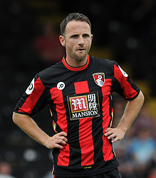 Bournemouth's Marc Pugh  - Photo mandatory by-line: Harry Trump/JMP - Mobile: 07966 386802 - 18/07/15 - SPORT - FOOTBALL - Pre Season Fixture - Exeter City v Bournemouth - St James Park, Exeter, England.