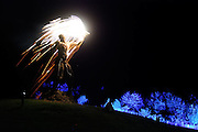 Wickerman Festival..Burning the Wickerman