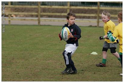 Premier Rugby Camp -Northampton Saints