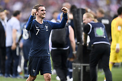 July 15, 2018 - Moscou, France - 07 ANTOINE GRIEZMANN (FRA) - JOIE (Credit Image: © Panoramic via ZUMA Press)