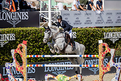 Devos Pieter, BEL, Gin D<br /> Longines FEI Jumping Nations Cup™ Final<br /> Barcelona 20128<br /> © Hippo Foto - Dirk Caremans<br /> 05/10/2018