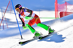 RAMSAY Alana, LW9-2, CAN, Slalom at the WPAS_2019 Alpine Skiing World Cup Finals, Morzine, France