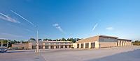 Exterior image of Bus Maintenance Facility in Fairfax, VA