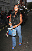 05.SEPTEMBER.2011. LONDON<br /> <br /> TV PRESENTER ANGELICA BELL AT THE JEANS FOR GEANS LAUNCH PARTY IN SOHO, CENTRAL LONDON<br /> <br /> BYLINE: EDBIMAGEARCHIVE.COM<br /> <br /> *THIS IMAGE IS STRICTLY FOR UK NEWSPAPERS AND MAGAZINES ONLY*<br /> *FOR WORLD WIDE SALES AND WEB USE PLEASE CONTACT EDBIMAGEARCHIVE - 0208 954 5968*