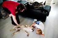 PIJNACKER - BULLDOG CHANTI REPORTAGE ROBIN UTRECHT FOTOGRAFIE
