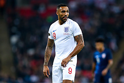 Callum Wilson of England - Mandatory by-line: Robbie Stephenson/JMP - 15/11/2018 - FOOTBALL - Wembley Stadium - London, England - England v United States of America - International Friendly
