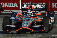 J.R. Hildebrand, Honda Indy Toronto, Streets of Toronto, Toronto, Ontario Canada 07/08/12