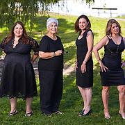 Destiny Talks Martinez Shoreline Photo Session