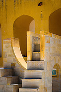 Features from the Jantar Mantar, Astronomy collection in Jaipur, India.  <br /> <br /> Nikon D750 135mm  ISO 640  f16  1/400s