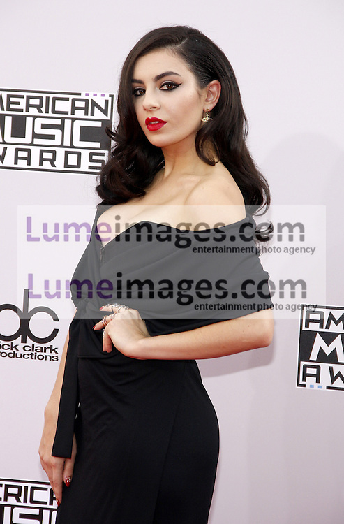 Charli XCX at the 2014 American Music Awards held at the Nokia Theatre L.A. Live in Los Angeles on November 23, 2014 in Los Angeles, California. Credit: Lumeimages.com