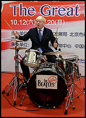 OCT 13 2013 Boris Johnson China Visit Day 1