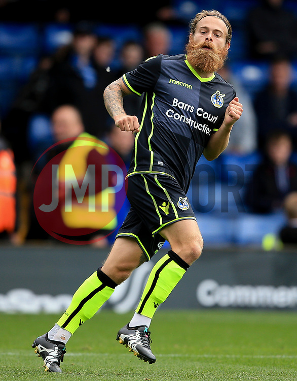 Stuart Sinclair of Bristol Rovers - Mandatory by-line: Matt McNulty/JMP - 19/08/2017 - FOOTBALL - Gigg Lane - Bury, England - Bury v Bristol Rovers - Sky Bet League One