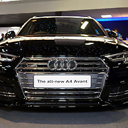 London,England, UK : 5th May 2016 : Audi show cases at London Motor Show at Battersea Evolution over four days, with an exclusive preview in London. Photo by See Li