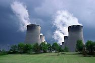 Cottam Power Station, Trent Valley, Nottinghamshire ....
