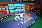 MILANO 9 FEBBRAIO 2013<br /> FIP HALL OF FAME<br /> NELLA FOTO PANORAMICA<br /> FOTO CIAMILLO