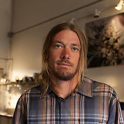 Philip Wolf photographed CEO of Cultivating Spirits in Silverthorne, CO. They provide cannabis tours and events