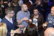 De 3FM Awards 2014 in de Gashouder, Amsterdam.<br /> <br /> Op de foto: Gerard Ekodom en