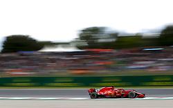 May 13, 2018 - Barcelona, Spain - Motorsports: FIA Formula One World Championship 2018, Grand Prix of Spain, .#5 Sebastian Vettel (GER, Scuderia Ferrari) (Credit Image: © Hoch Zwei via ZUMA Wire)