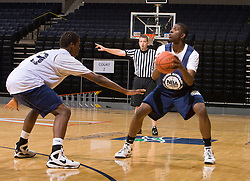 WF Jamil Wilson (Racine, WI / Horlick).  The NBA Player's Association held their annual Top 100 basketball camp at the John Paul Jones Arena on the Grounds of the University of Virginia in Charlottesville, VA on June 19, 2008