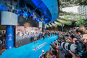 Oscar Isaac (Apocalypse) - The 'global fan screening' of Twentieth Century Fox's X-Men Apocalypse at the BFI IMAX at Waterloo.