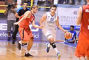 DESCRIZIONE : Qualificazioni EuroBasket 2015 Italia-Svizzera<br /> GIOCATORE : Stefano Gentile<br /> CATEGORIA : nazionale maschile senior A <br /> GARA : Qualificazioni EuroBasket 2015 Italia-Svizzera<br /> DATA : 17/08/2014 <br /> AUTORE : Agenzia Ciamillo-Castoria