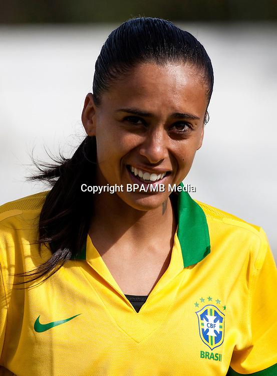 Fifa Woman's Tournament - Olympic Games Rio 2016 -  <br /> Brazil National Team - <br /> Andressa Alves da Silva