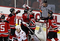 April 23, 2009: Stanley Cup Quarterfinals Game 5 - Carolina Hurricanes at New Jersey Devils