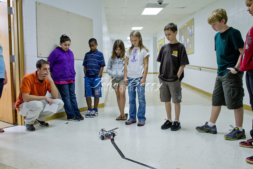 September/15/11:  Madison County Public Schools.  Wetsel Middle School.