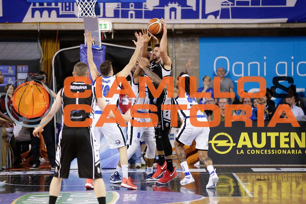 Watt Mitchell<br /> Germani Basket Brescia Leonessa - Pasta Reggia Juve Caserta<br /> Lega Basket Serie A 2016/2017<br /> Montichiari, 02/04/2017<br /> Foto Ciamillo-Castoria / M. Brondi