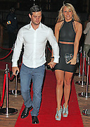 20.APRIL.2013. LONDON<br /> <br /> CHLOE MADELEY AND DANNY YOUNG ATTEND THE 'LIMBO' PRESS NIGHT AT THE SOUTHBANK CENTRE IN LONDON.<br /> <br /> BYLINE: EDBIMAGEARCHIVE.CO.UK<br /> <br /> *THIS IMAGE IS STRICTLY FOR UK NEWSPAPERS AND MAGAZINES ONLY*<br /> *FOR WORLD WIDE SALES AND WEB USE PLEASE CONTACT EDBIMAGEARCHIVE - 0208 954 5968*