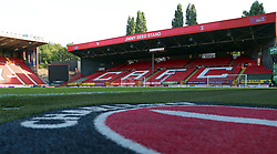 A general view of the The Valley home of Charlton Athletic - Mandatory by-line: Joe Dent/JMP - 21/08/2018 - FOOTBALL - The Valley - Charlton, London, England - Charlton Athletic v Peterborough United - Sky Bet League One