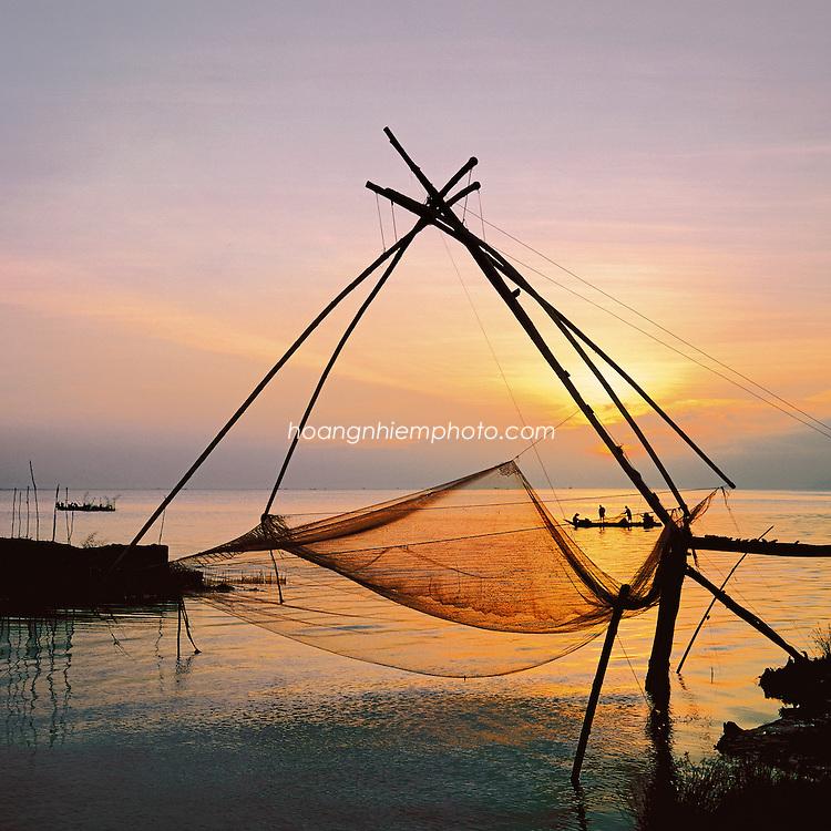 Vietnam Images-landscape-sunset-Ha Tien