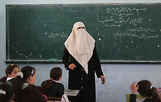APR 2 2013 Classroom in Gaza