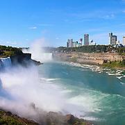 &quot;Niagara Falls&quot; 4<br /> <br /> Niagara Falls USA.<br /> <br /> Waterfalls by Rachel Cohen