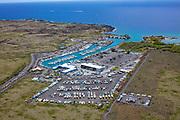 Honokahau Harbor, Kailua-Kona, Island Of Hawaii, Hawaii