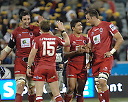 Rugby - S15 Brumbies v Reds